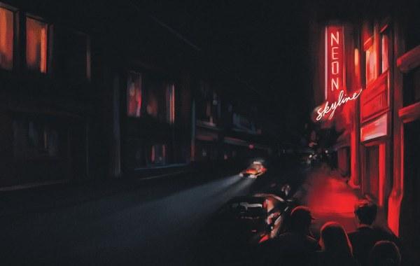 Andy Shauf - Neon Skyline Lyrics