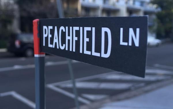Peachfield – A great divide Lyrics