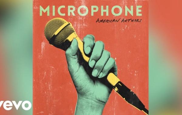 American Authors – Microphone Lyrics