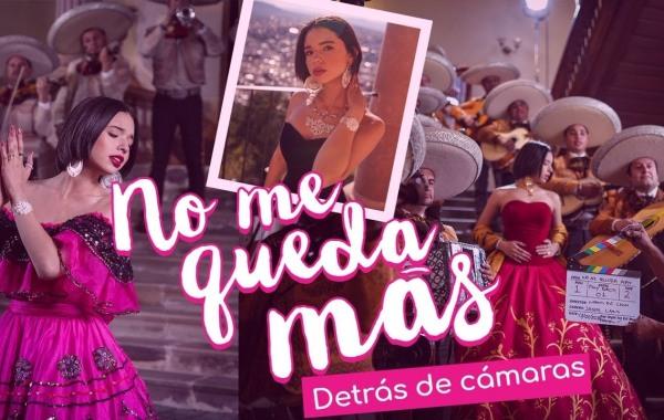 """Ángela Aguilar - """"No Me Queda Más"""" Lyrics"""