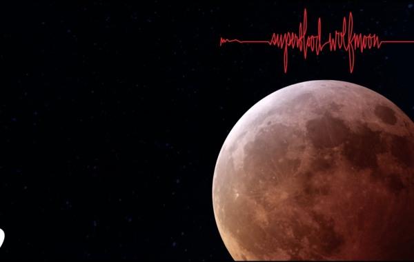 Pearl Jam – Superblood Wolfmoon Lyrics