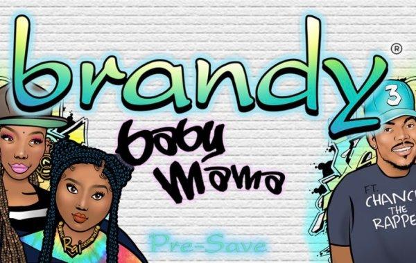 Brandy - Baby Mama lyrics