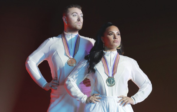 Sam Smith, Demi Lovato - I'm Ready lyrics