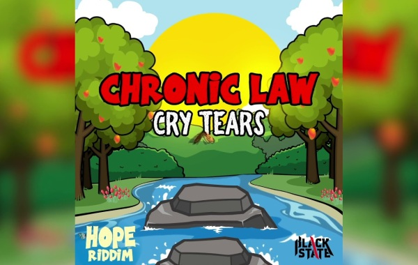 Chronic Law – Cry Tears Lyrics