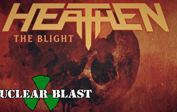 Heathen Foray – The Blight lyrics