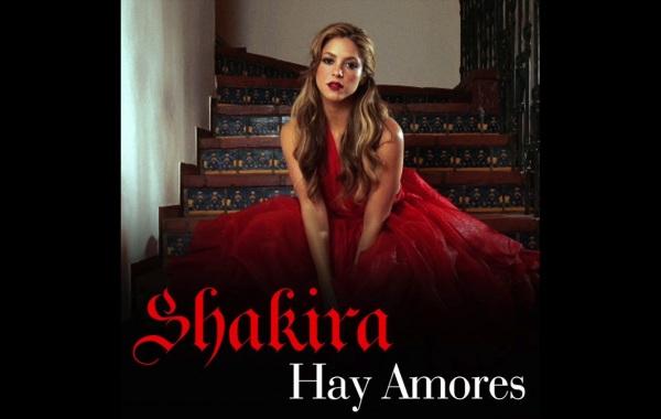 Shakira – Hay Amores lyrics