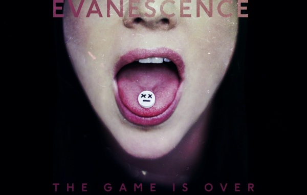 Evanescence - The Game Is Over lyrics