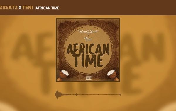 Krizbeatz - African Time lyrics