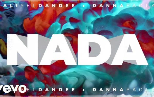 Cali y El Dandee & Danna Paola - Nada lyrics
