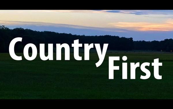 Demun Jones - Country First lyrics