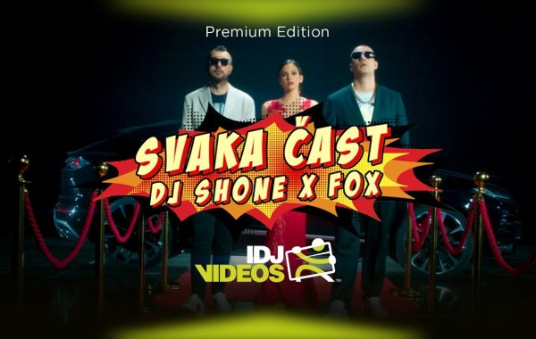 DJ Shone & Fox - Svaka Cast lyrics