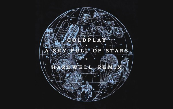 Coldplay - A Sky Full Of Stars lyrics
