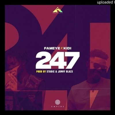 Fameye - 247 lyrics