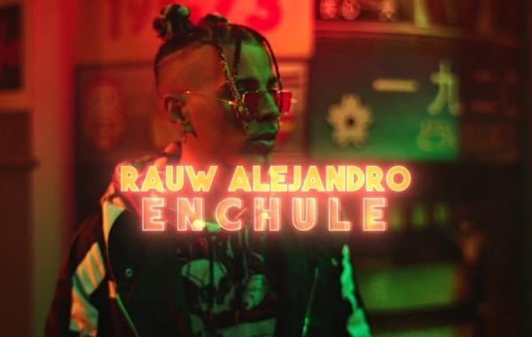 Rauw Alejandro - Enchule lyrics