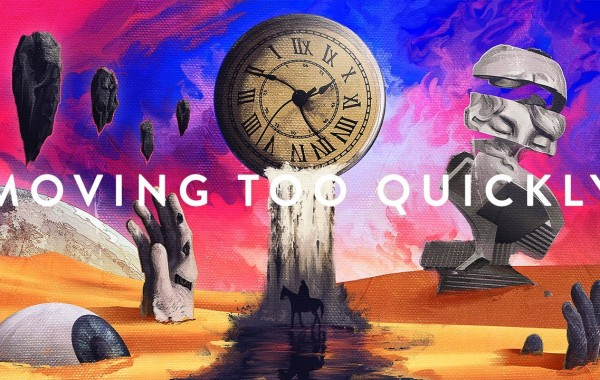 Unlike Pluto - Moving Too Quickly lyrics